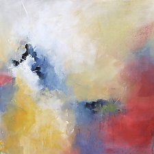 Movin' to the Music by Karen  Hale (Acrylic Painting)