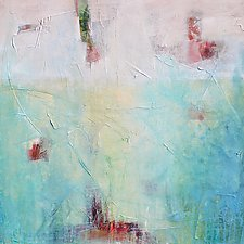 Unexpected 2 by Karen  Hale (Acrylic Painting)