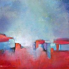 Midtown by Karen  Hale (Acrylic Painting)