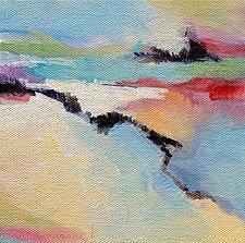 Soft Light II by Karen  Hale (Acrylic Painting)