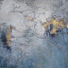 Blue Reprise by Karen  Hale (Acrylic Painting)