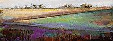 Open  Field by Karen  Hale (Acrylic Painting)