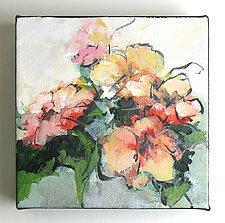 Bouquet 1 by Karen  Hale (Acrylic Painting)