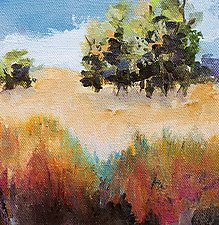 Bright Day by Karen  Hale (Acrylic Painting)
