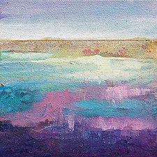 Transition 1 by Karen  Hale (Acrylic Painting)