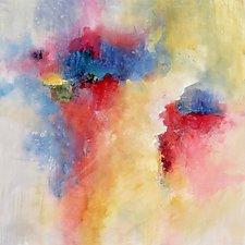 Free Spirit by Karen  Hale (Acrylic Painting)