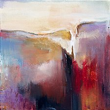 Hold the Light II by Karen  Hale (Acrylic Painting)