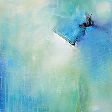Free Flow by Karen  Hale (Acrylic Painting)
