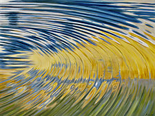 Sun Ripple by Jan Fordyce (Oil Painting)