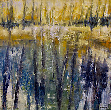 Water's Edge by Jan Fordyce (Oil Painting)