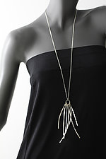 Starburst Necklace by John Siever (Silver Necklace)