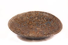 Star Fish Bowl by Valerie Seaberg (Ceramic Bowl)