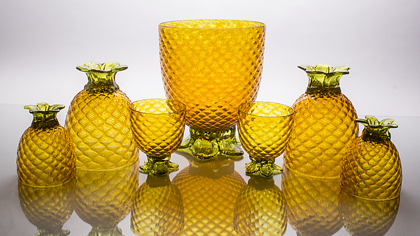 Pineapple Party Set
