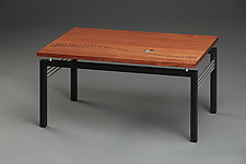 Super Moon by Carol Jackson (Wood Coffee Table)
