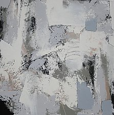 Opposites Attract I by Jan Jahnke (Acrylic Painting)