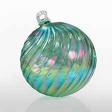 Juniper by Gabriel  Bloodworth (Art Glass Ornament)