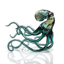 Motion by Bryan Randa (Art Glass Sculpture)
