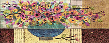 Long Afternoon Floral by Penny Feder (Giclee Print)