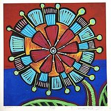 Bloomer 19 by Barbara Gilhooly (Giclee Print)