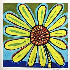 Bloomer 4 by Barbara Gilhooly (Giclee Print)