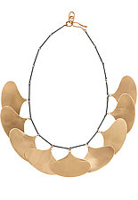 Gingko Necklace by Julie Cohn (Jewelry Necklaces)
