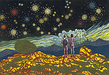 Star Gazers by Paul Bennett (Giclee Print)