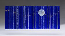 Flight by Denise Bohart Brown (Art Glass Wall Sculpture)