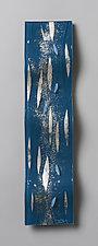 Many Minnows by Denise Bohart Brown (Art Glass Sculpture)