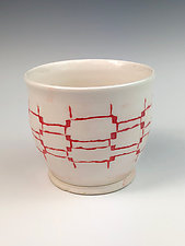 Translucent Cup I by Thomas Harris (Ceramic Cup)