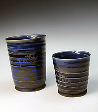 Fish Cup set by Thomas Harris (Ceramic Cup)