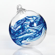 High Tide by Michael Magyar (Art Glass Ornament)