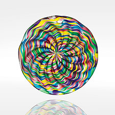 Kaleidoscope by Michael Magyar (Art Glass Ornament)