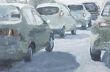 405 Shadows by Cynthia Eddings (Oil Painting)