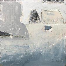 Blue Dream by Cynthia Eddings (Oil Painting)