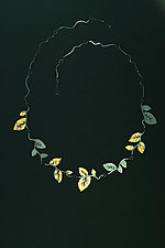 Ingenue Necklace by Marcia Meyers (Gold & Silver Necklace)