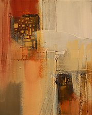 Desert Colors I by Nicholas Foschi (Acrylic Painting)
