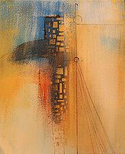 Desert Oasis III by Nicholas Foschi (Acrylic Painting)