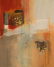 Desert Colors IV by Nicholas Foschi (Acrylic Painting)