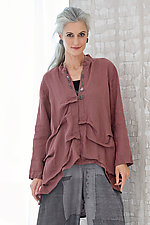 Cascade Jacket by Bodil Knighton  (Woven Jacket)