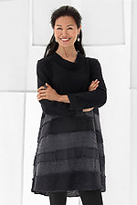 Nevelson Tunic by Bodil Knighton  (Knit Tunic)
