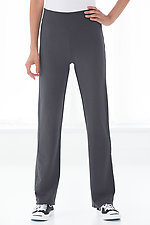 French Terry Bootcut Pant by Lisa Bayne  (Knit Pant)