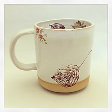 Fabulous Fall Mug by Chris Hudson and Shelly  Hail (Ceramic Mug)