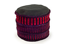Mstari Tuck Hat by Robin Bergman  (Knit Hat)