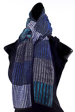 Large Mstari Scarf by Robin Bergman  (Chenille Scarf)