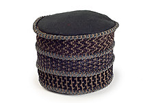 Duru Tuck Hat by Robin Bergman (Knit Hat)