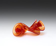 Capsicum by April Wagner (Art Glass Sculpture)