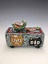Temptations by Lilia Venier (Ceramic Box)