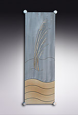 Sea Grass by Kevin Lubbers (Metal Wall Sculpture)