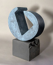 Amulet by Jan Hoy (Ceramic Sculpture)