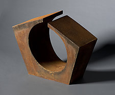 Continuity by Jan Hoy (Ceramic Sculpture)